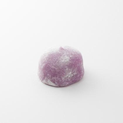 小さな大福(紫いも)